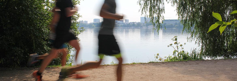 Laufen für (Wieder-) Einsteiger – jetzt Platz sichern!